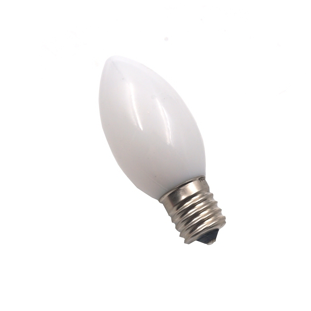 LED C7 Replacement bulbs Ceramic Opaque