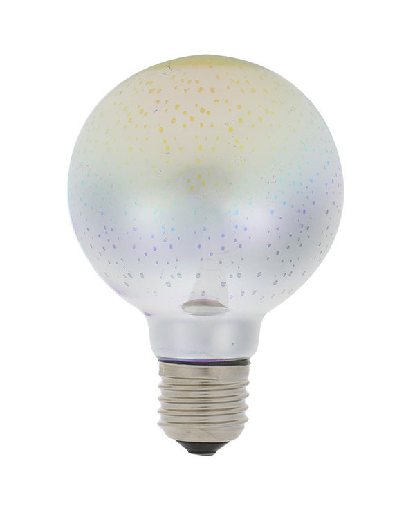 G80 3D LED hipster fun light bulbs