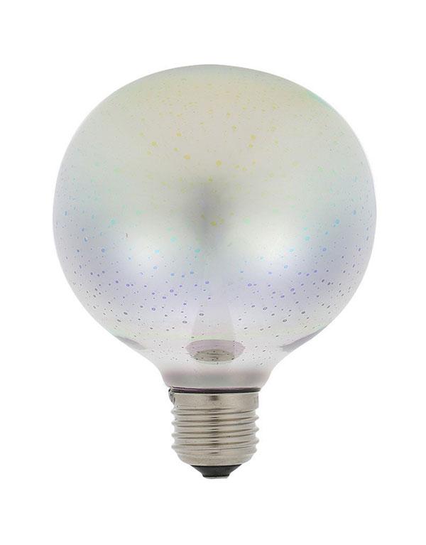 G95 Globe 3D LED novelty light bulbs