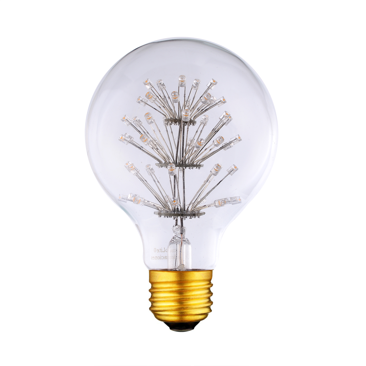 G80 Edison LED Decorative Antique Style Light Bulb