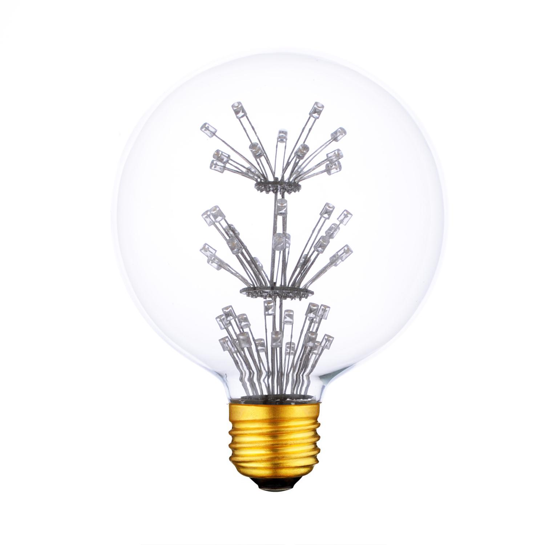 G80 Edison LED Decorative Antique Style Light Bulb