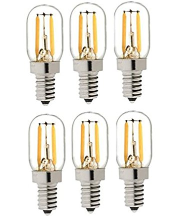 T22 Filament LED Cooker Hood Bulbs