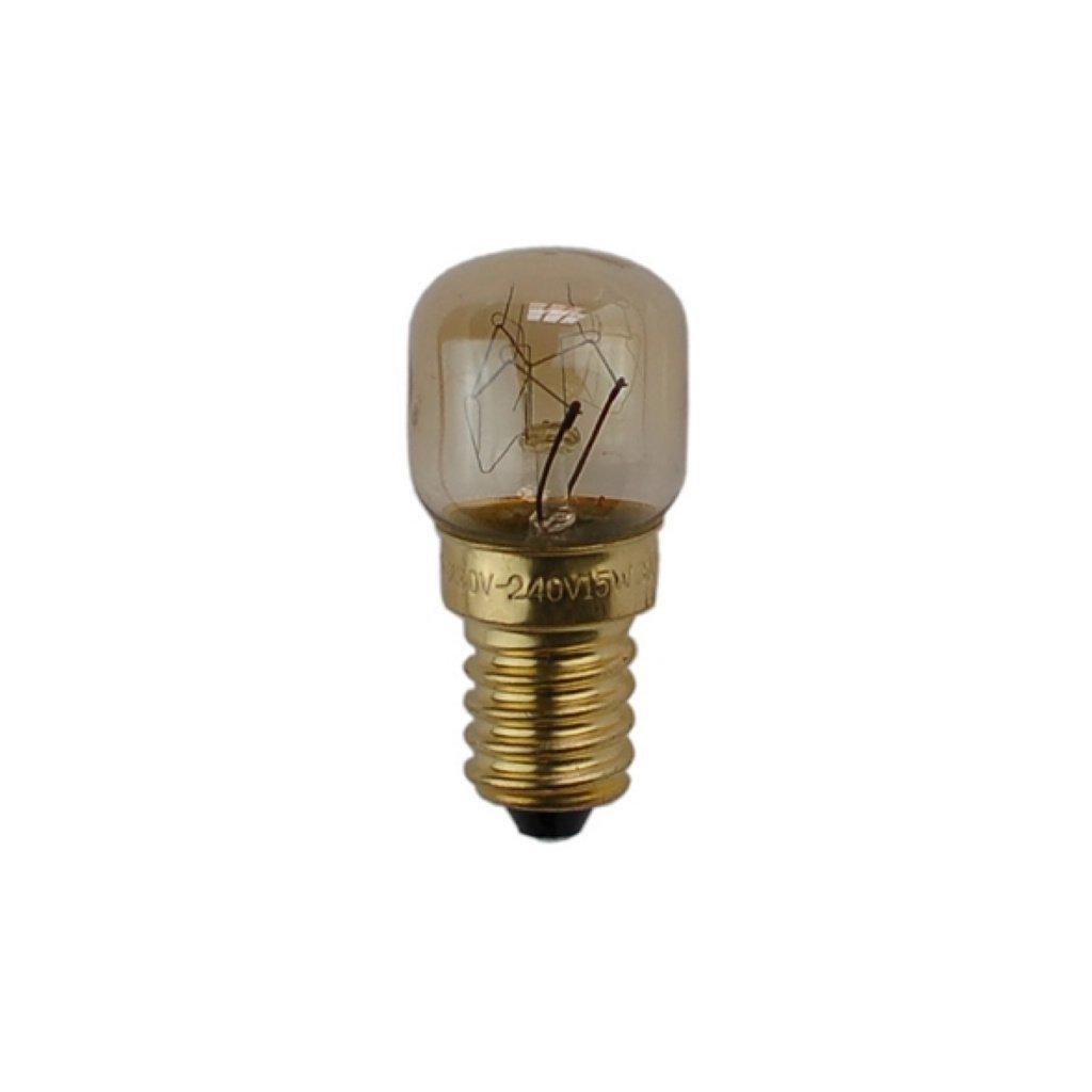 E14 T22 15W Oven Light Bulb 300'C