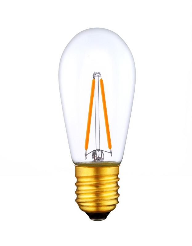 S14 LED vintage edison bulb