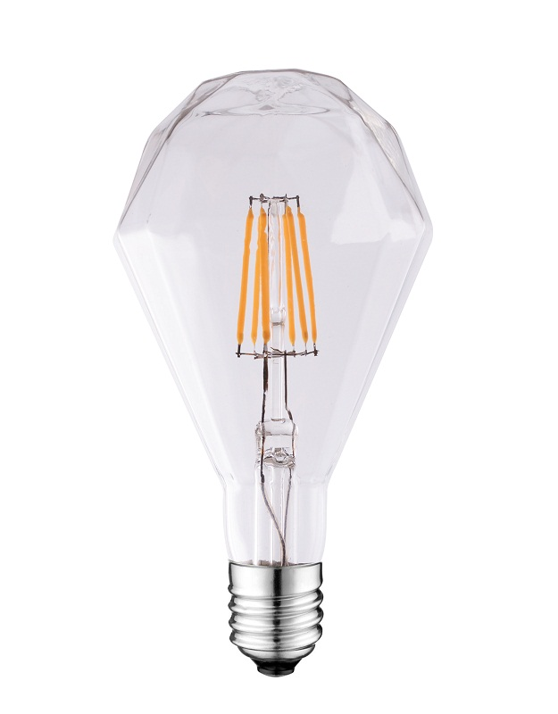 B22 Diamond LED Filament bulbs