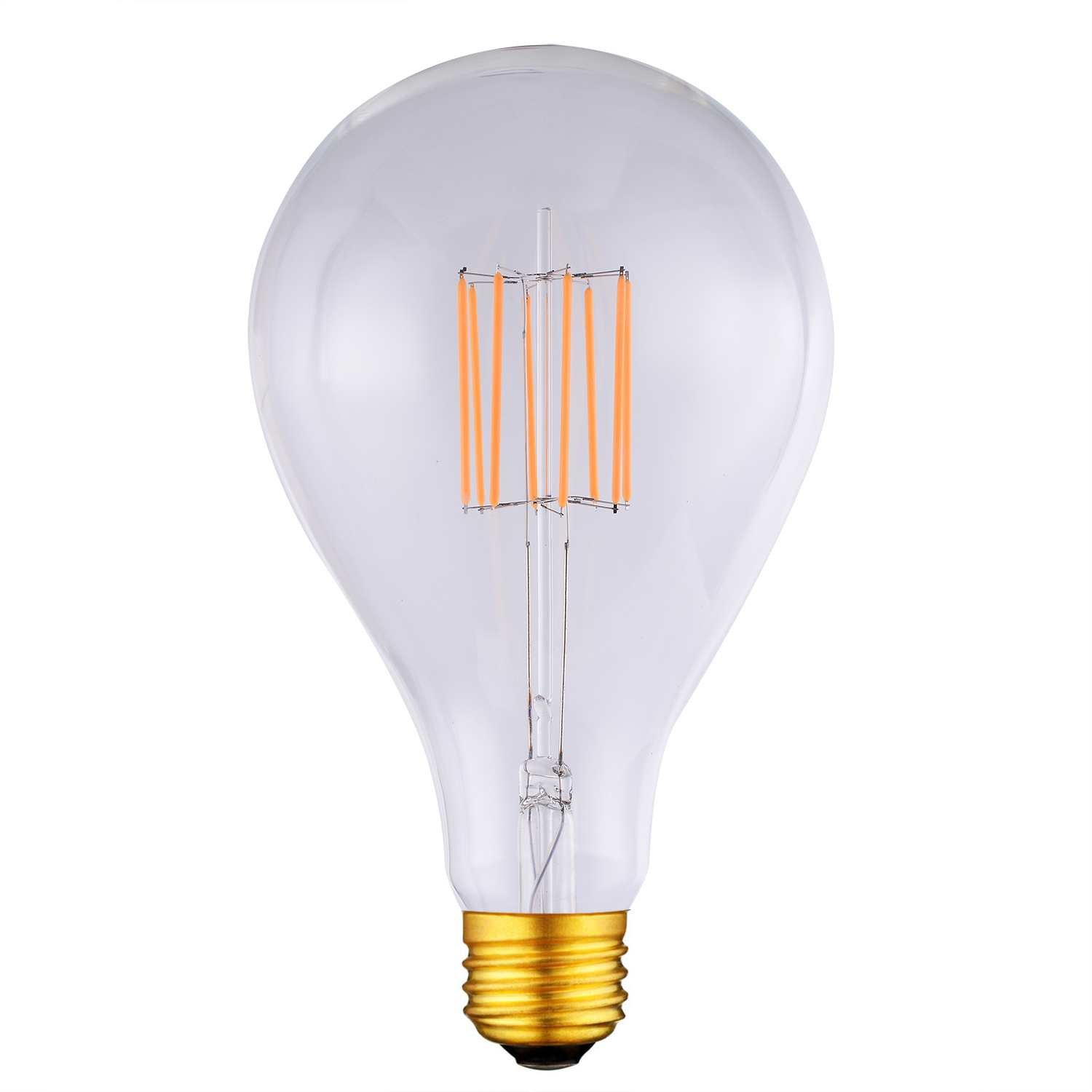 A165 LED Oversized Antique Light Bulbs