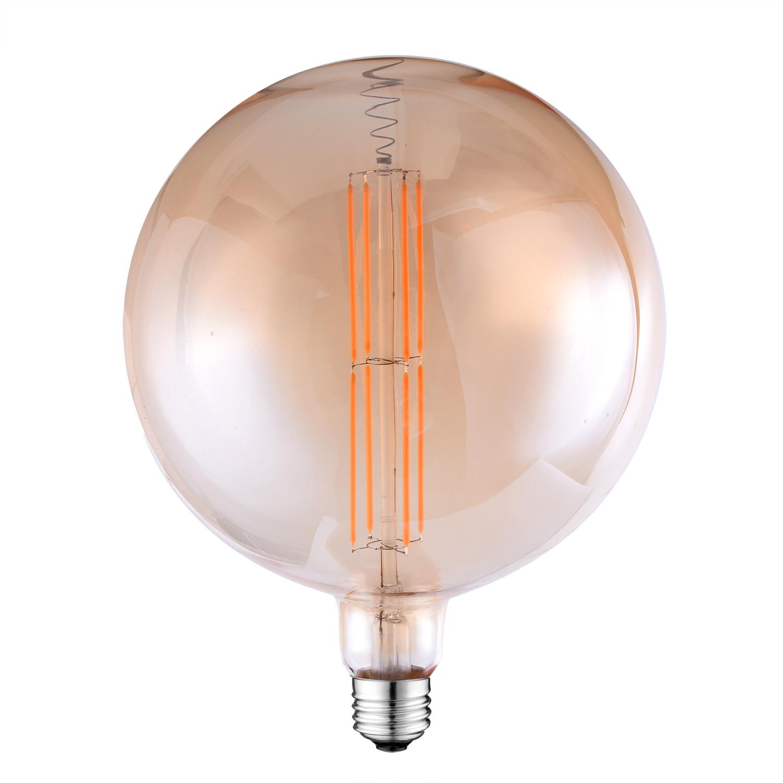 G200 Unique Oversized round Designer LED light bulbs