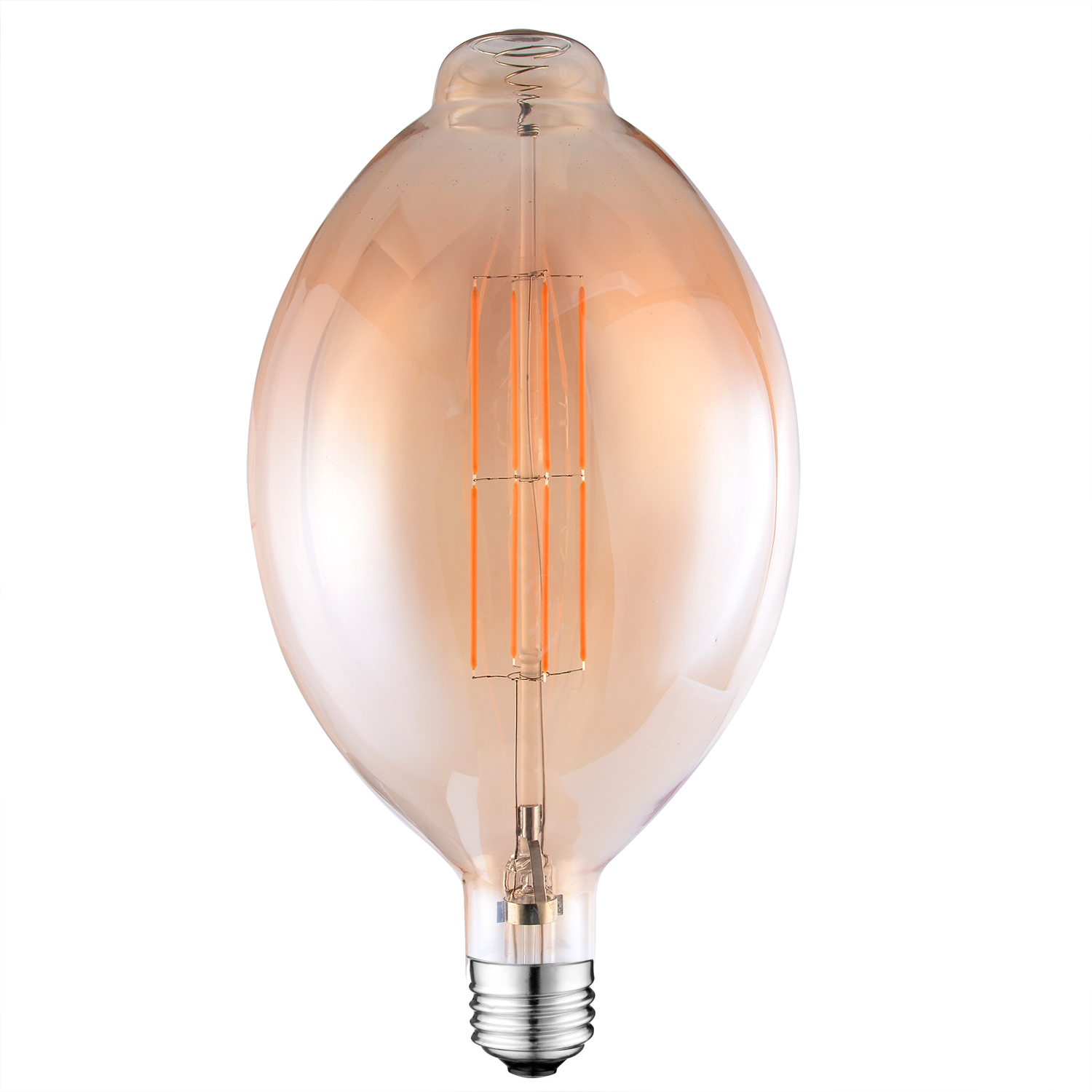 BT180 Unique Designer decorative LED Edison light bulbs