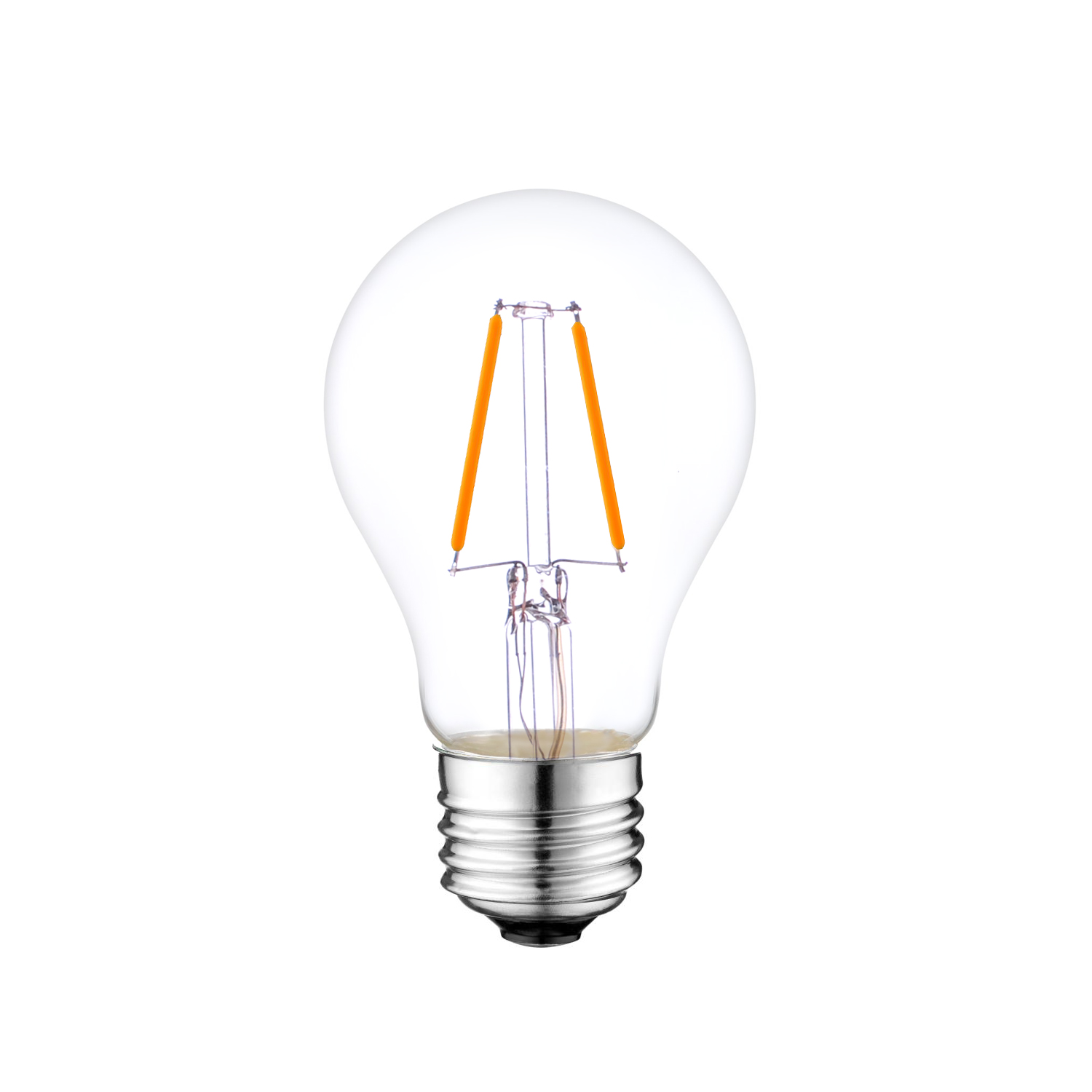 Medium Base E26 A17 LED Filament bulbs