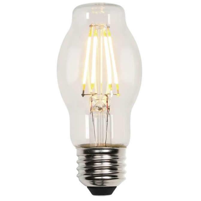 Oversized BT15 LED Filament light bulb