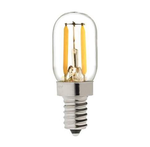 E12 T4.5 Tubular LED FILAMENT BULB