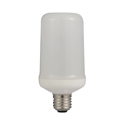 5W flickering led flame bulb
