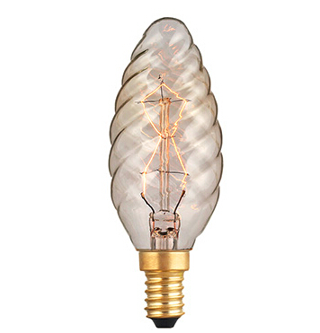 C35 E12 / E14 Chandelier Antique Light Bulbs