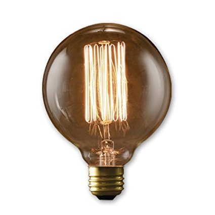 G125 Decorative Edison hipster light bulbs