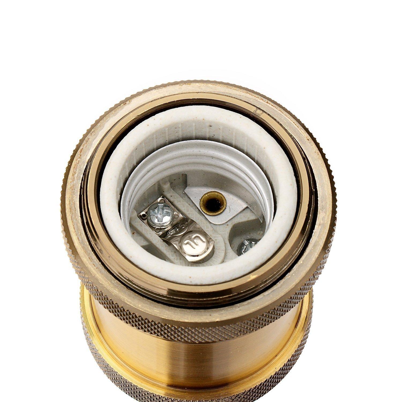 E27 socket Pendant Light Kit