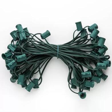 E12 C7 Christmas light stringers