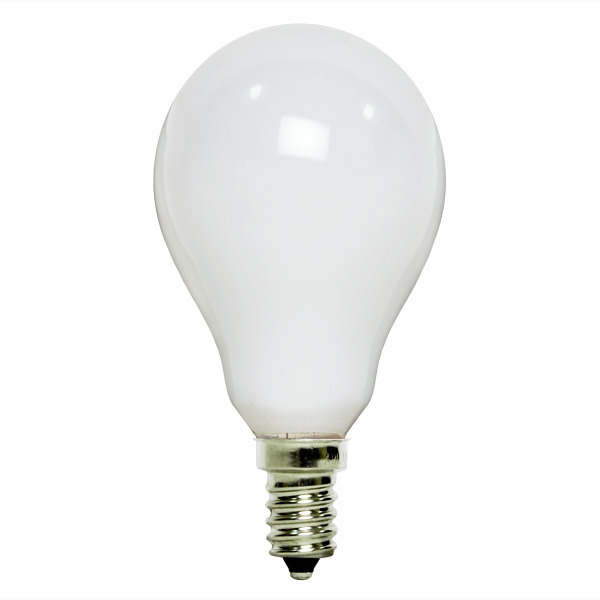 G45 E27 Frosted LED Filament bulb
