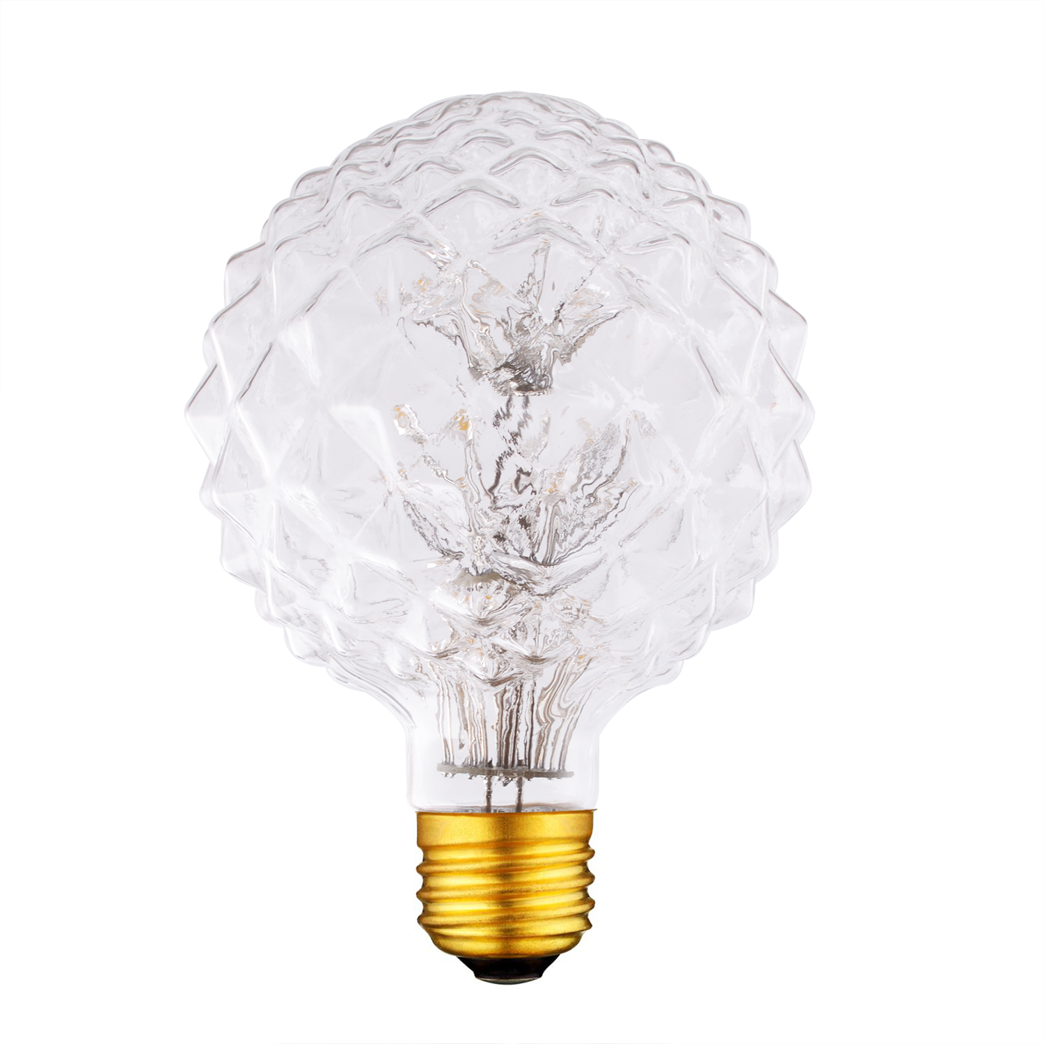 G95 Large Edison LED globe bulbs