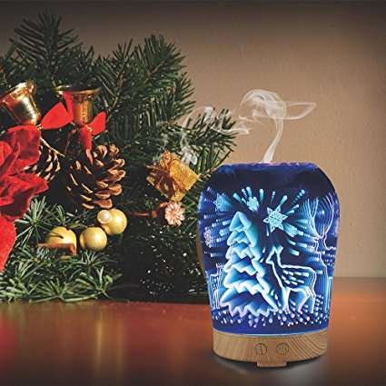 Essential Oil diffusers Cool Mist Humidifier