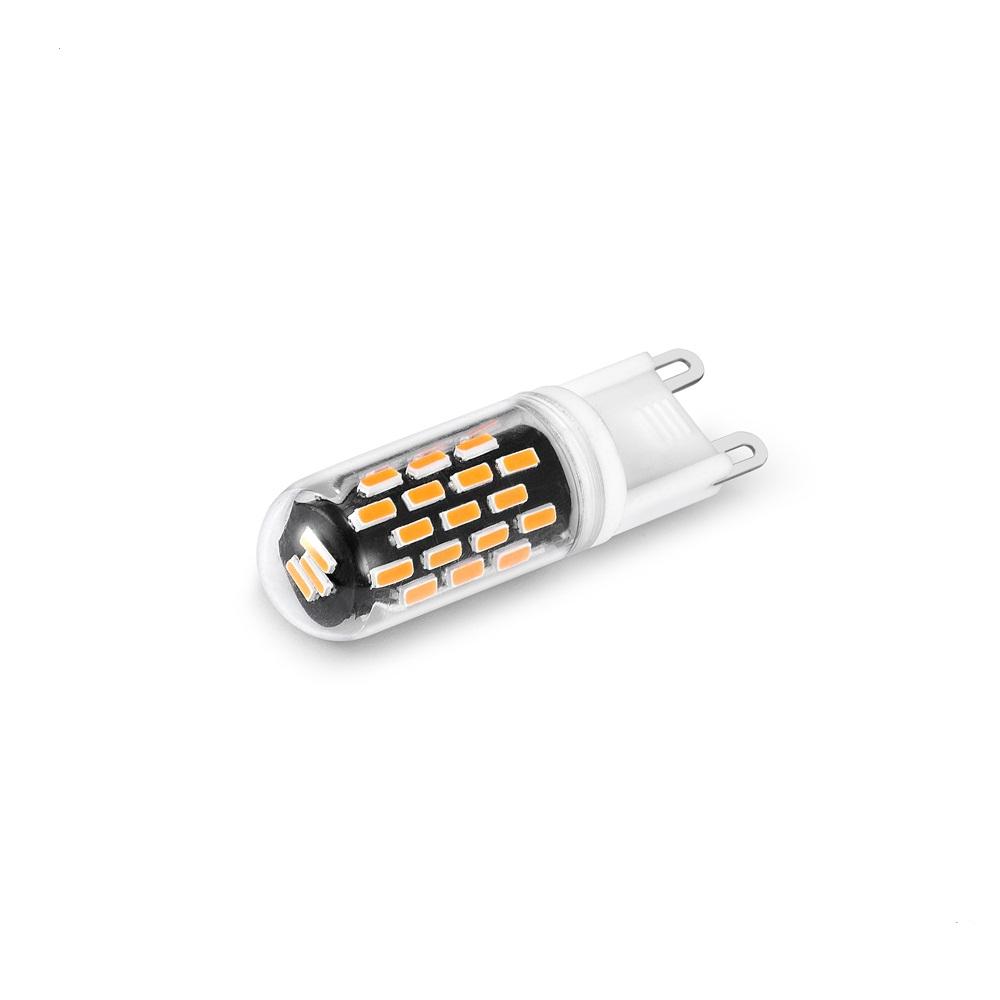 85V-240V Bombillas LED G9 lampen dimmbar