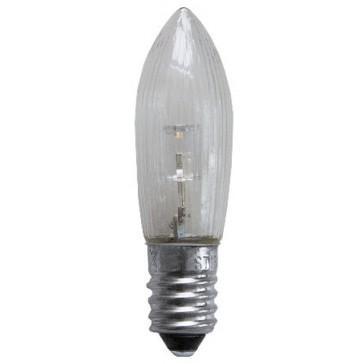 LED E10 Christmas Candle Arch Bridge Light Bulb
