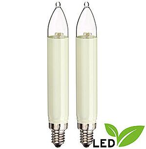 E10 LED candle bridge lamp