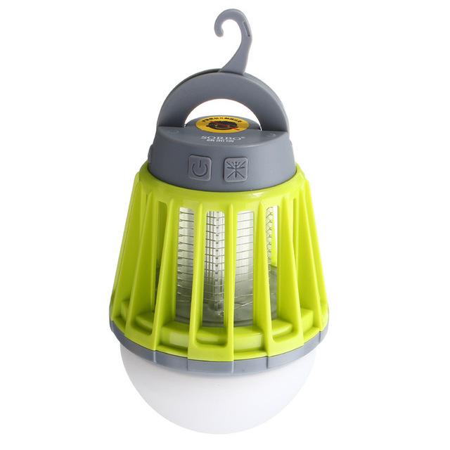 Waterproof USB Charging LED Mosquito Killer Lamp