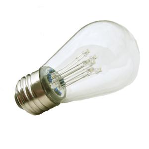 6LED 0.5W LED S14 Light Bulbs