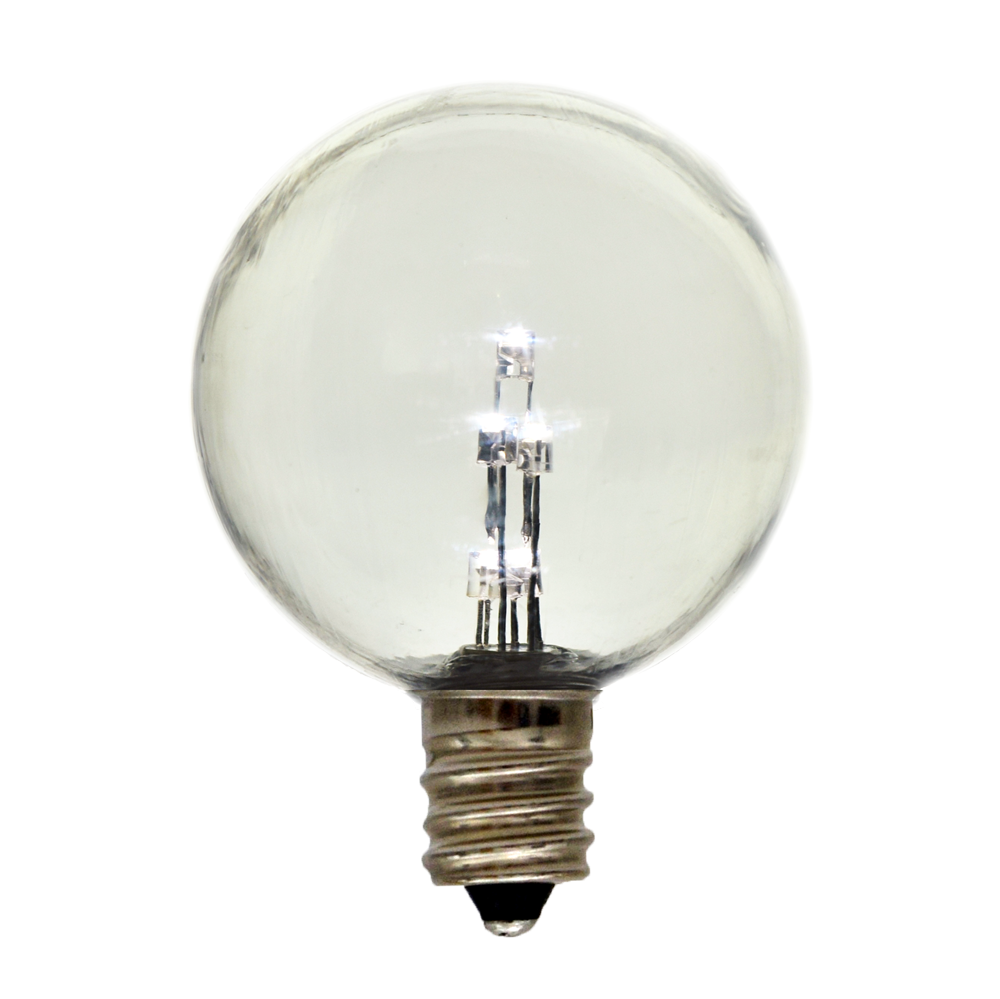 E12 E17 G50 LED GLOBE LIGHT BULBS