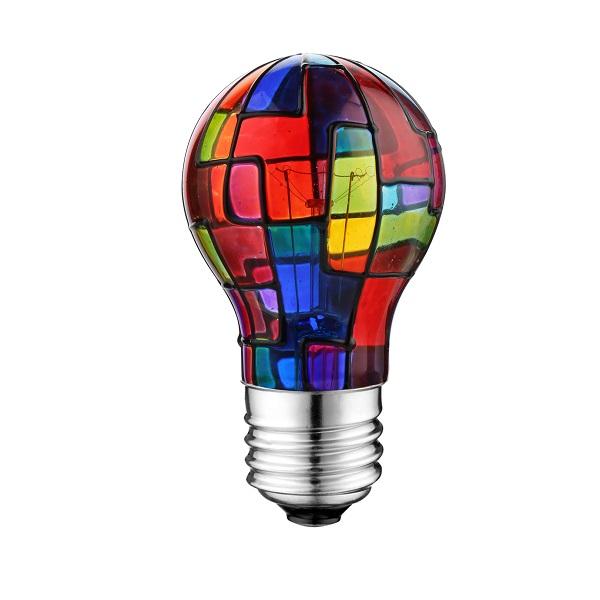 Decorative LED Funky light bulbs