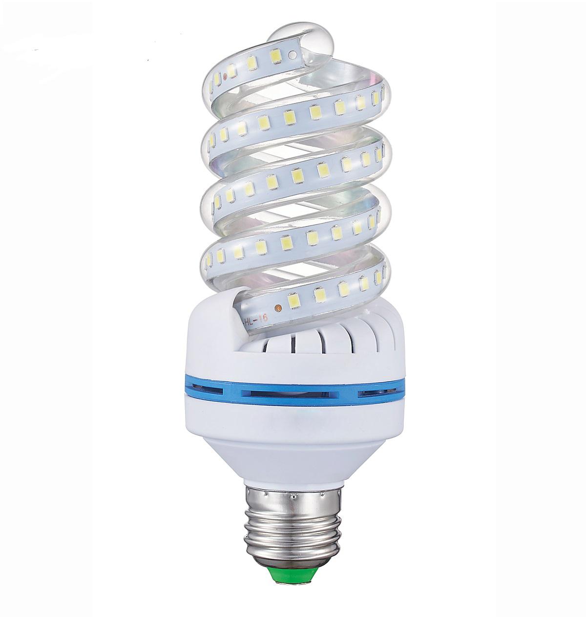 15W SPIRAL led corn light bulb