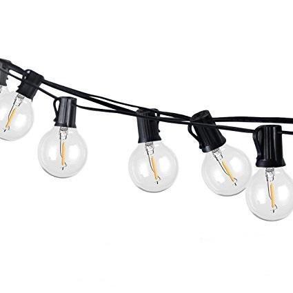 G50 E17 Globe LED string light