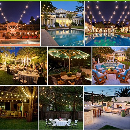 ST38 LED Patio string light