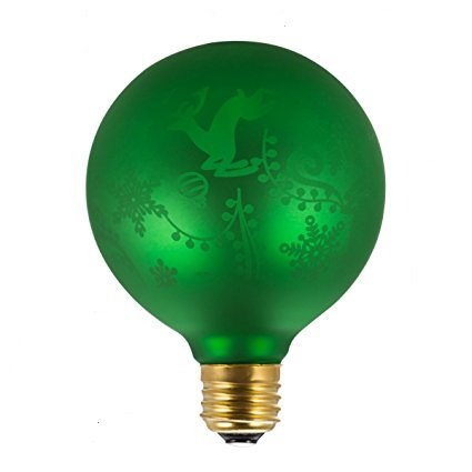 G95 LED Christmas Deer Light Bulb