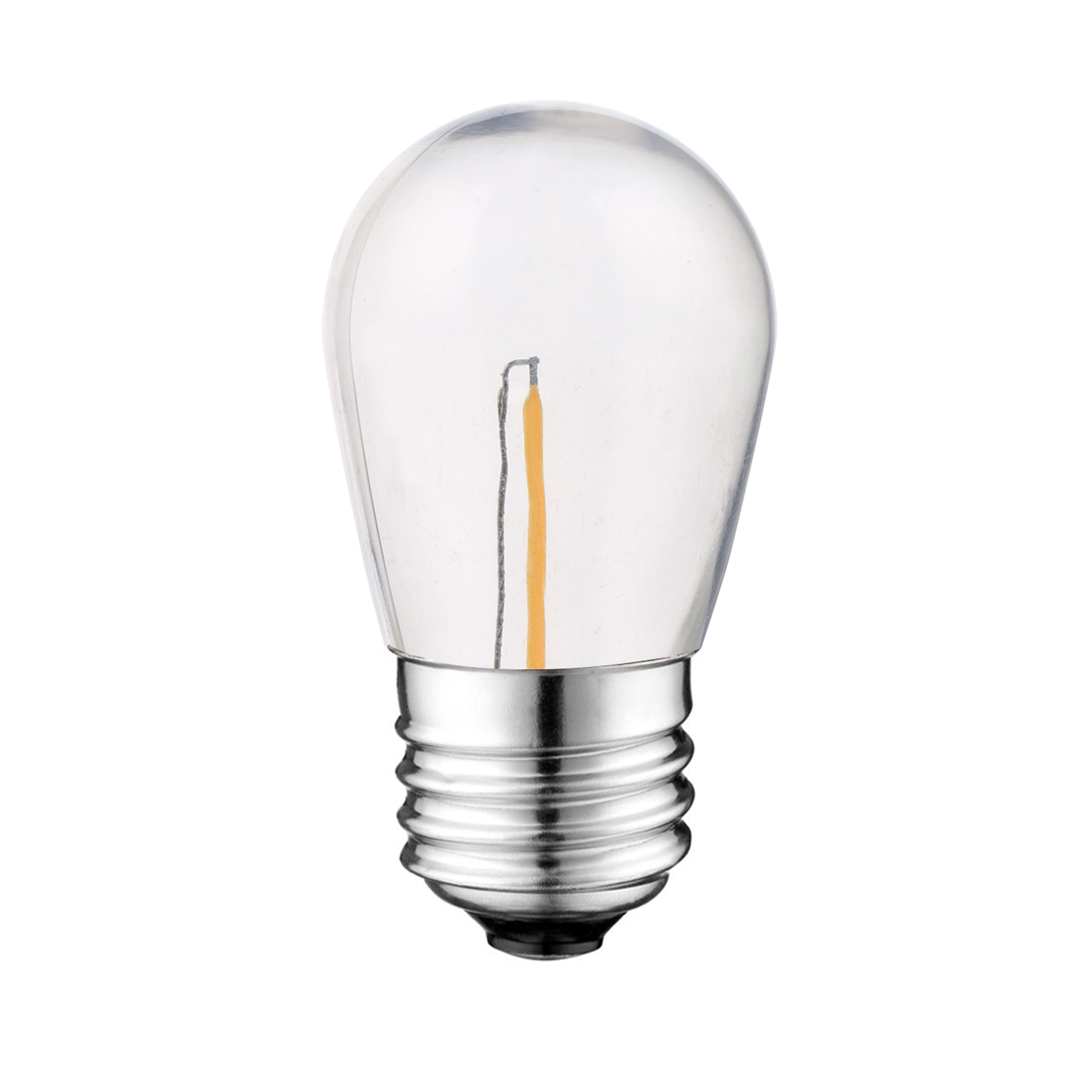 UL LED S14 String patio bulb