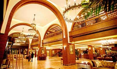 Big Chandelier lighting for Manet Club Beijing
