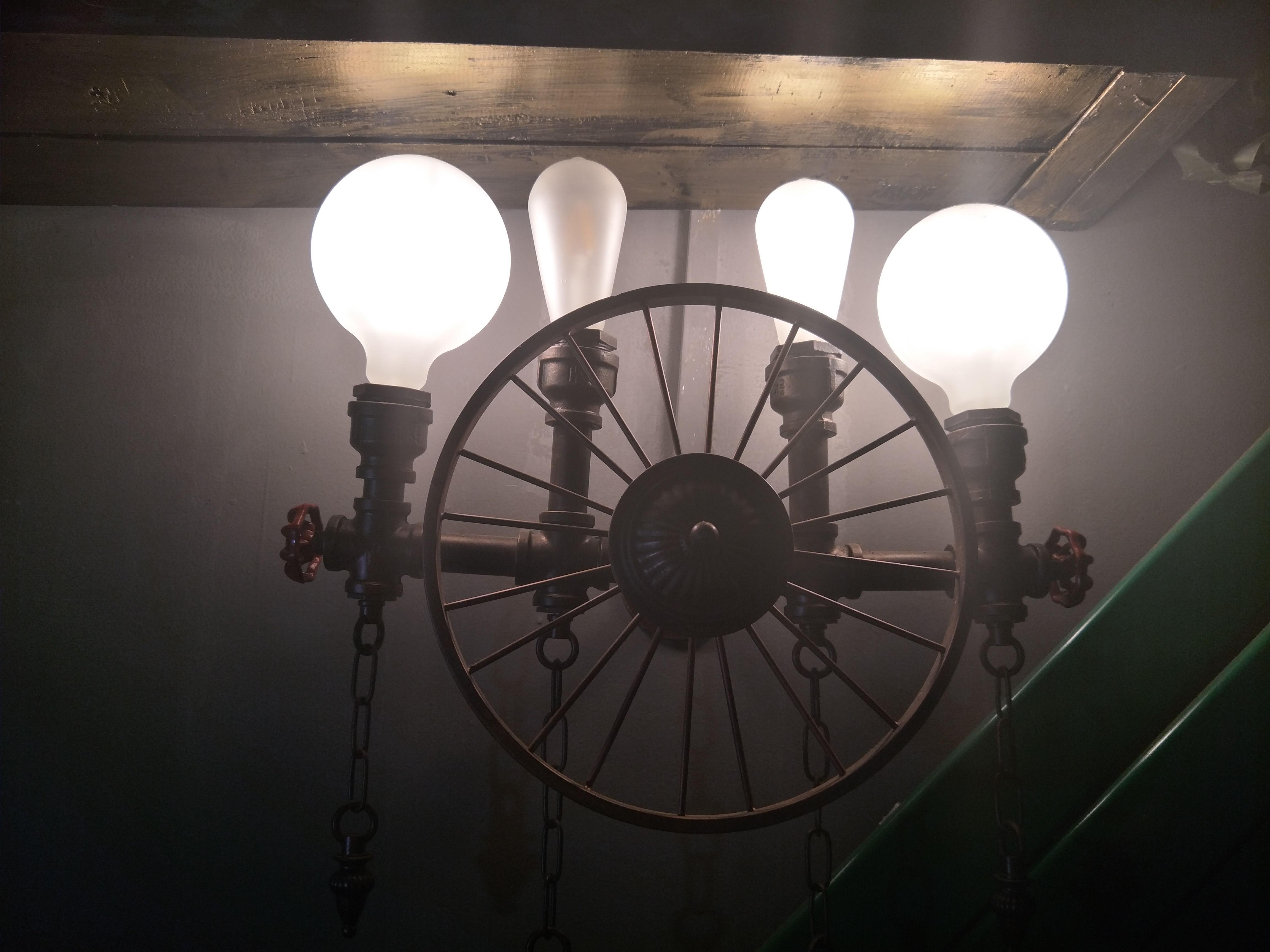 vintage led large light bulbs