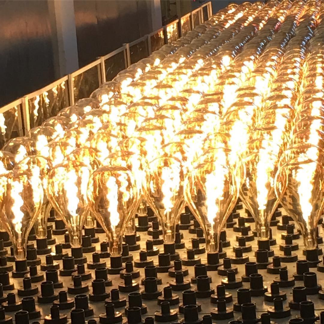 oversized light bulbs