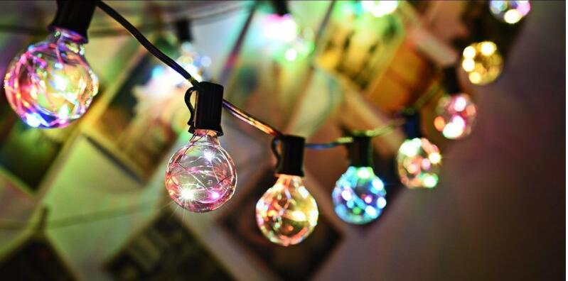 Popular Starry led copper wire bulbs