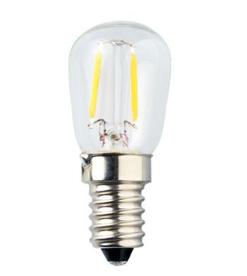 e12 LED refrigerator bulb