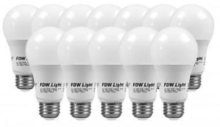 A19 LED Light Bulb 60W